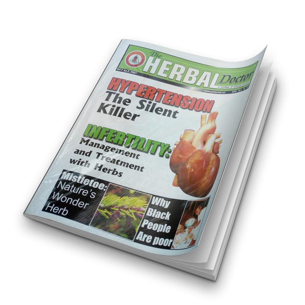 Paxherbal magazine (Hypertension) product image